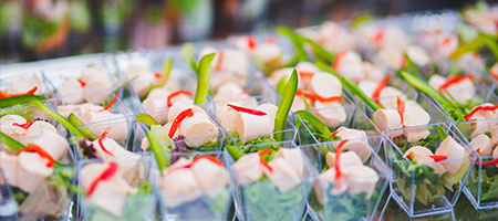 Healthy Party Food - Hors D'oeuvres