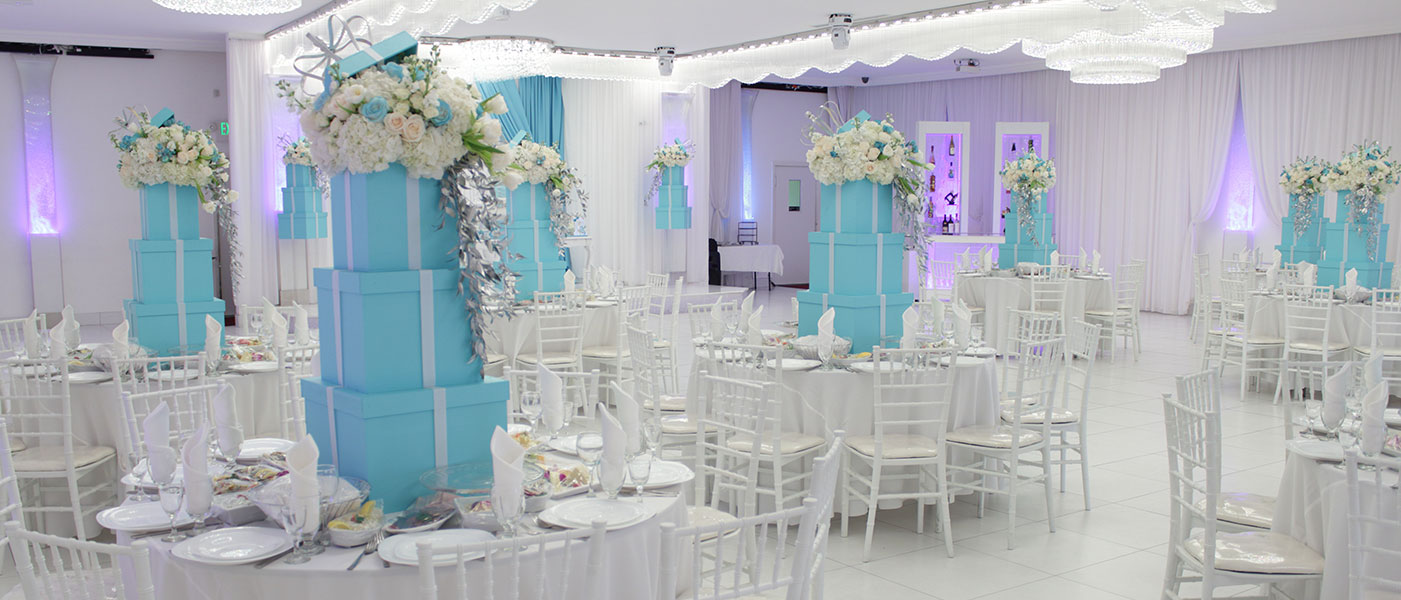 Blush Banquet Hall Wedding Venue