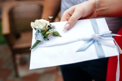 Wedding Guest List Invitation