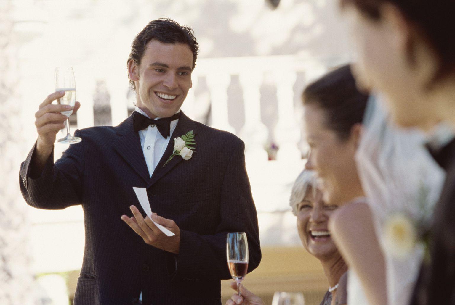 compliment the bride - best man speech