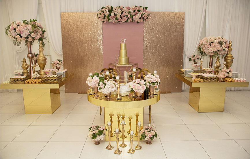 Blush Banquet Hall - Personalize Wedding Venue