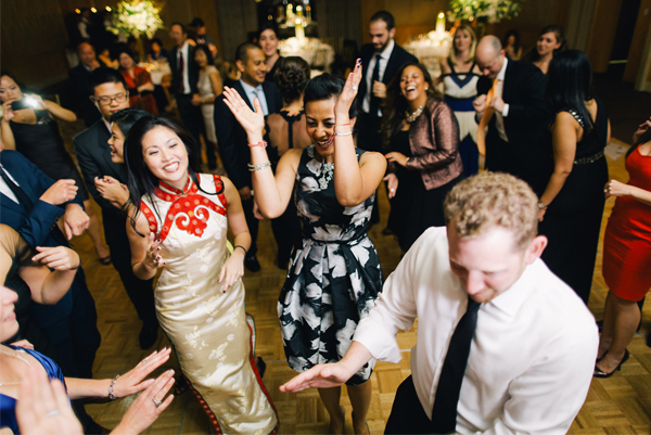 Wedding Guests Care About - Wedding Guests Dancing